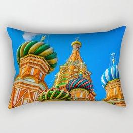 St. Basil's cathedral Rectangular Pillow