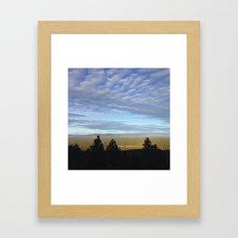 wHeRe Framed Art Print