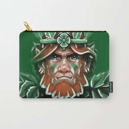 Wild Leprechan Carry-All Pouch