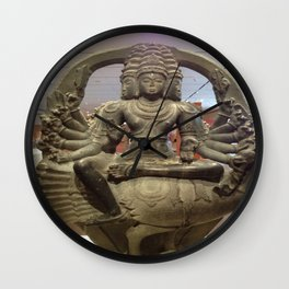 One and the Same Wall Clock