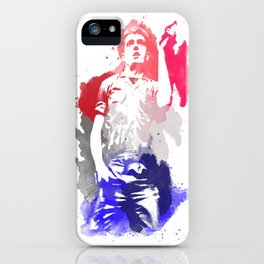 Ian Curtis iPhone Case