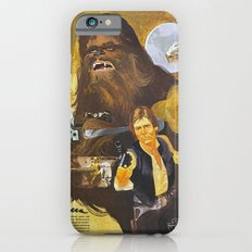 Star Chewbacca Wars iPhone 6s Slim Case