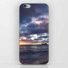 Sunrise in 'Nalo iPhone Skin