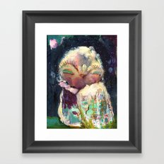 Collector of Dreams Framed Art Print