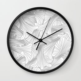 Chanterelles Wall Clock