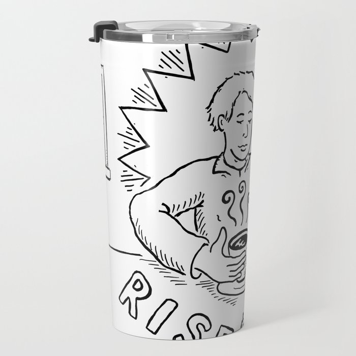 Rise and Shine #1 Travel Mug