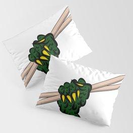 Drum till you Ooze Pillow Sham