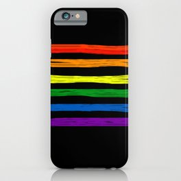 Love is never wrong! iPhone Case