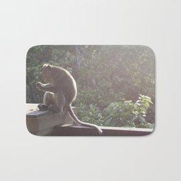 Indonesian Monkey Bath Mat