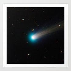 Comet ISON Art Print