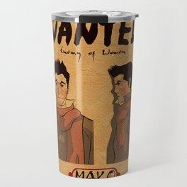 Mako - Enemy of Women Travel Mug