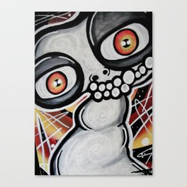 Heck yesss Canvas Print