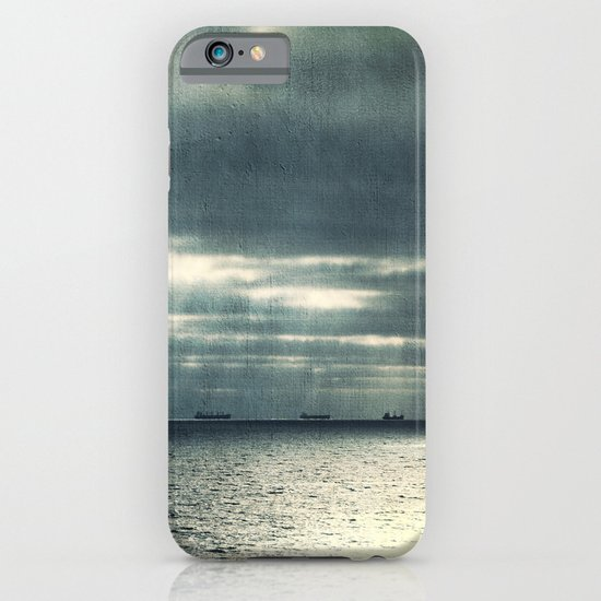 Morning Race iPhone & iPod Case