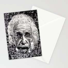 The Mind of a Genius Stationery Cards