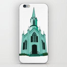 Union Church iPhone Skin