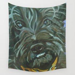 Otis the Wonder Dog Wall Tapestry