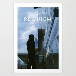 REQUIEM Poster Art Print