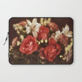 Old World Bouquet Laptop Sleeve