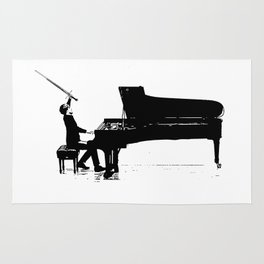 Piano Passion Rug