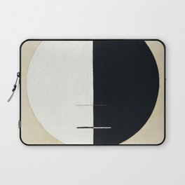 Hilma Af Klint Buddha's Standpoint In The Earthly Life Laptop Sleeve