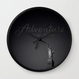 Adventure.. Wall Clock