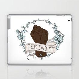 Feminist Fist Laptop & iPad Skin