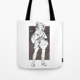 Vulpecula - The Fox Tote Bag