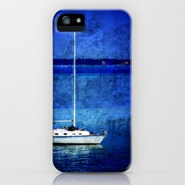 Dreaming of Sailing Away iPhone Case