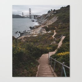 Everything You've Done Before Canvas Print