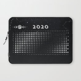 Moon calendar 2020 #2 Laptop Sleeve