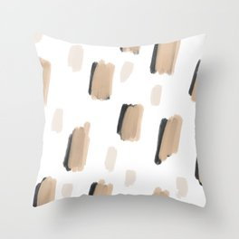 formy Throw Pillow