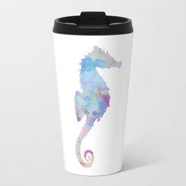 AFE Watercolor Seahorse Travel Mug