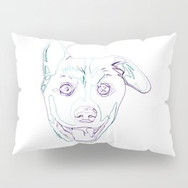 Corgi Puppy Pillow Sham