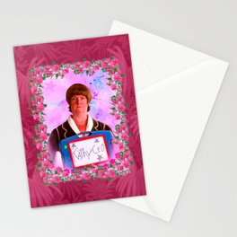 Kathy = CEO of 30 Rock Stationery Cards