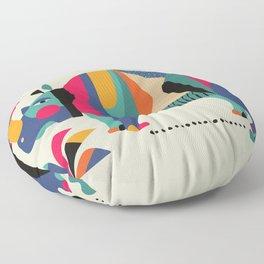Rhino Floor Pillow
