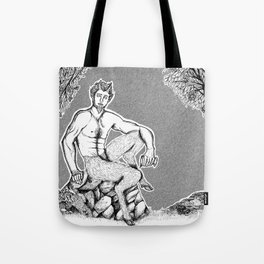 The Satyr Tote Bag