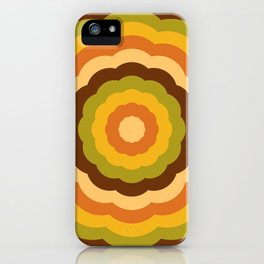 Funky Pattern iPhone Case