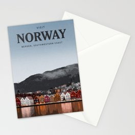 Visit Norway Stationery Cards