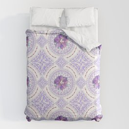 Victorian Flowers Comforters