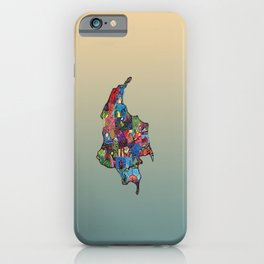 Colombie iPhone Case
