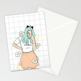 I am V.I.P  Stationery Cards