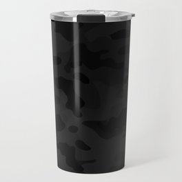 Midnight Camo Travel Mug