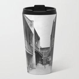 New Orleans, Louisiana, 1937-1938 Travel Mug