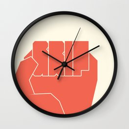 Grip Wall Clock