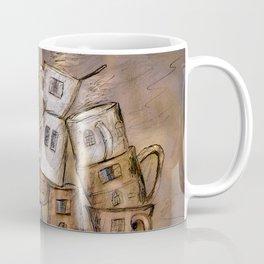 Coffeehouse - draw Coffee Mug