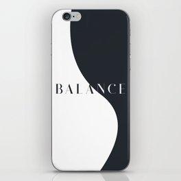 Tunnel Vision - Balance iPhone Skin