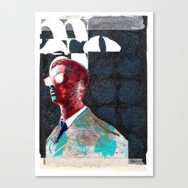 INTO THE DAZZLE Canvas Print