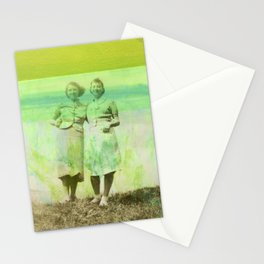 Green Promise Stationery Cards