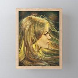 Savior Framed Mini Art Print