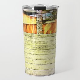 Stairs to Paradise (for some) Travel Mug